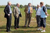 RFU Management visit to Witney RFC. Sun 15-4-2007