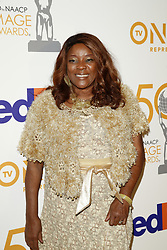 March 9, 2019 - Los Angeles, CA, USA - LOS ANGELES - MAR 9:  Loretta Devine at the 50th NAACP Image Awards Nominees Luncheon at the Loews Hollywood Hotel on March 9, 2019 in Los Angeles, CA (Credit Image: © Kay Blake/ZUMA Wire)