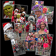 Costumes -  SantaCon - Easter and Other Parades
