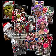 Costumes -  SantaCon - Easter Parade - No Pant Subway and Other