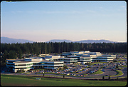 Microsoft Corporate Campus, Redmond Washington, Autumn 1991