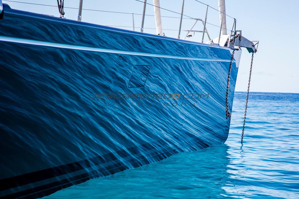Photo Shooting for Nautor´s Swan Brokerage  © Jesus Renedo Swan 100 FD  Hoppetosse