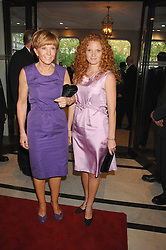 Left to right, ANNE ROBINSON and her daughter EMMA WILSON at a party to celebrate the 180th Anniversary of The Spectator magazine, held at the Hyatt Regency London - The Churchill, 30 Portman Square, London on 7th May 2008.<br /><br />NON EXCLUSIVE - WORLD RIGHTS
