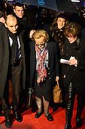 &copy;www.agencepeps.be/ F.Andrieu- A Rolland - France - Paris -<br /> 20140212 - Avant premi&egrave;re &quot;The Monuments Men&quot; UGC Normandie &agrave; Paris en pr&eacute;sence de Georges Clooney, Matt Damon, Bill Muray, John Goodman, Bob Balaban.<br /> Pics: Bernadette Chirac