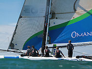 ENGLAND, Cowes, iShares Cup, 31st July 2009, Renaissance.
