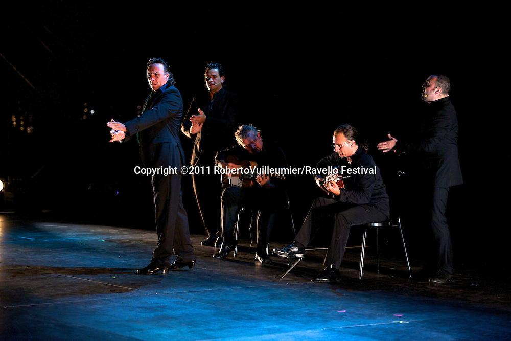Noche Flamenca Ravello Festival 2011 - 29 luglio