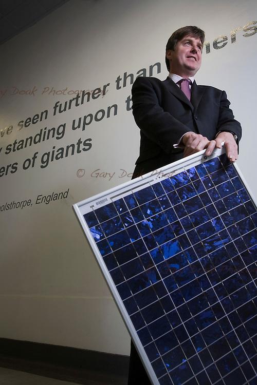 Professor John Counsell.Professor of Energy Utilisation.University of Strathclyde