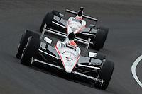 Ryan Briscoe, Indianapolis 500 practice, Indianapolis Motor Speedway, Indianapolis, IN USA