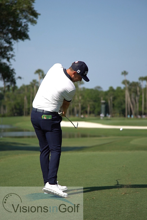 Cameron Smith<br /> swing sequence<br /> 2018<br /> <br /> Golf Pictures by Mark Newcombe/visionsingolf.com