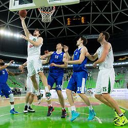 20141104: SLO, Basketball - EuroCup, KK Union Olimpija vs BC Zenit Saint Petersburg