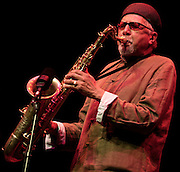 Charles Lloyd, Barbican, London, 5th May 2007.