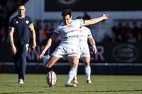 Benjamin DAMBIELLE - 10.01.2015 - Toulon / Racing Metro - 16e journee Top 14<br />