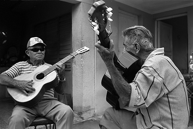 Cuba people and Places