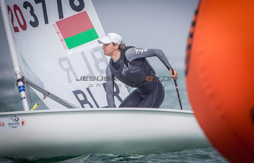 Sailing World Cup Miami is the second of six regattas in the 2016 series. From 25-30 January 2016, Coconut Grove, Miami, USA is hosting more than 780 sailors who are competing across the ten Olympic and two Paralympic classes on the beautiful waters of Biscayne Bay.