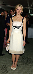 Actress MARGO STILLEY at the Chain of Hope 10th Anniversary Ball held at The Dorchester, Park Lane, London on 1st November 2005.<br />