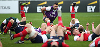 Rugby Union - 2017 British & Irish Lions Tour of New Zealand - Training Session<br /> <br /> Ben Te'o of The British and Irish Lions training at QBE Stadium, Auckland.<br /> <br /> COLORSPORT/LYNNE CAMERON