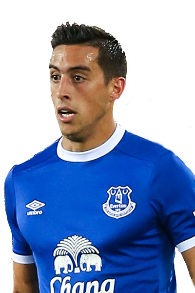 Ramiro Funes Mori of Everton