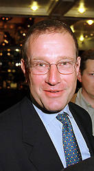 Owner of OK Magazine RICHARD DESMOND, at a reception in London on 10th November 1999.MYX 1