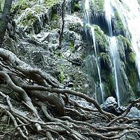 Rose Vally Falls California