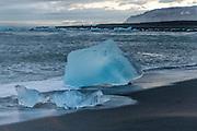 Jokulsarlon Beach (Ice Beach)
