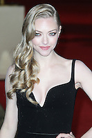 LONDON - DECEMBER 05: Amanda Seyfried attended the World Film Premiere of 'Les Miserables' at the Empire Cinema, Leicester Square, London, UK. December 05, 2012. (Photo by Richard Goldschmidt)