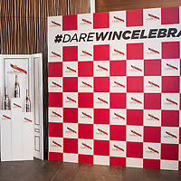 Guests attend Dare Win Celebrate at the G.H.Mumm x David Guetta event at W Hotel and Asia World Expo on June 10 2015 in Hong Kong, China. Photo by Xaume Olleros / studioEAST