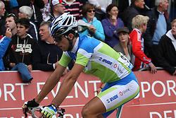Mark Ðamastagic during the Men´s Under 23 Road Race on day five of the UCI Road World Championships on September 23, 2011 in Copenhagen, Denmark. (Photo by Marjan Kelner / Sportida Photo Agency)