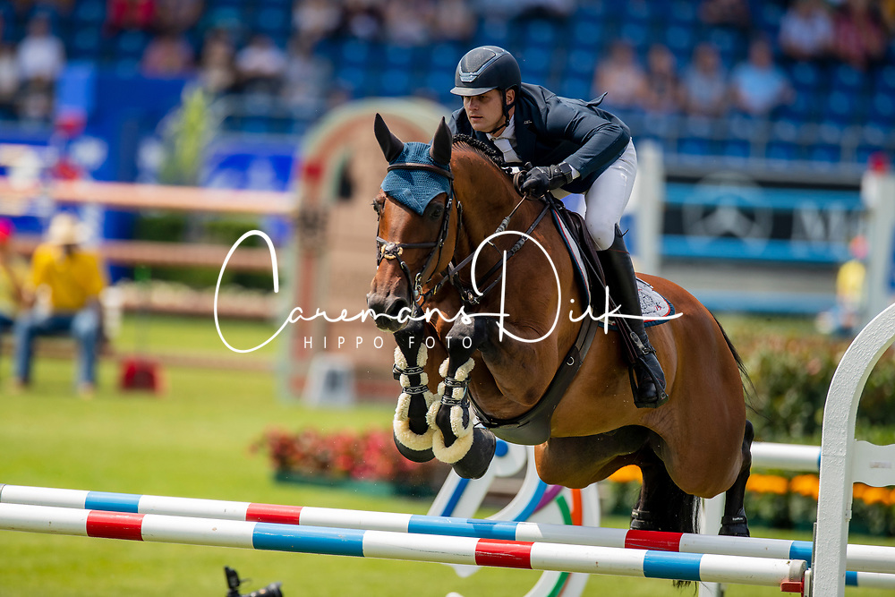 Kuipers Doron, NED, Empire<br /> CHIO Aachen 2019<br /> Weltfest des Pferdesports<br /> © Hippo Foto - Dirk Caremans<br /> Kuipers Doron, NED, Empire