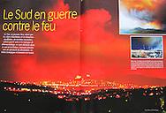 OHLA Magazine - Double Page Spread by Tony Barson
