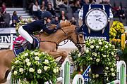 Evelina Tovek - Oz de Breve<br /> Gothenburg Horse Show 2019<br /> © DigiShots