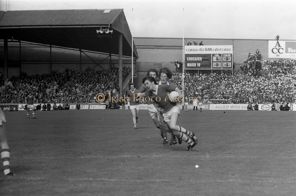23/09/1974<br /> 09/23/1974<br /> 23 September 1974 <br /> All Ireland Minor Football Final - Cork v Mayo at Croke Park, Dublin.