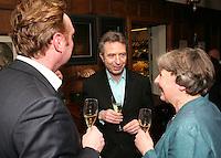 Simon Gordon, Steve Knott and Nancy Jarratt