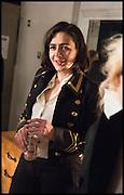 JOY LO DICO, Opening of the Trouble Club., Lexington St. Soho London. 6 November 2014