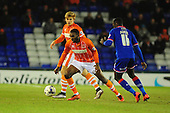Oldham Athletic v Blackpool 150316