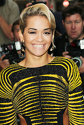 Rita Ora, GQ Men of the Year Awards, Royal Opera House, London UK, 03 September 2013, (Photo by Richard Goldschmidt)