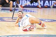DESCRIZIONE : Eurolega Euroleague 2014/15 Gir.A Dinamo Banco di Sardegna Sassari - Nizhny Novgorod<br /> GIOCATORE : Manuel Vanuzzo<br /> CATEGORIA : Riscaldamento Before Pregame<br /> SQUADRA : Dinamo Banco di Sardegna Sassari<br /> EVENTO : Eurolega Euroleague 2014/2015<br /> GARA : Dinamo Banco di Sardegna Sassari - Nizhny Novgorod<br /> DATA : 21/11/2014<br /> SPORT : Pallacanestro <br /> AUTORE : Agenzia Ciamillo-Castoria / Claudio Atzori<br /> Galleria : Eurolega Euroleague 2014/2015<br /> Fotonotizia : Eurolega Euroleague 2014/15 Gir.A Dinamo Banco di Sardegna Sassari - Nizhny Novgorod<br /> Predefinita :