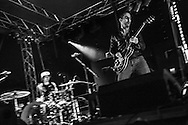 Bud Spencer Blues Explosion in concerto. Nerviano (Mi), Big Bang Music Fest. 2 giugno 2015.