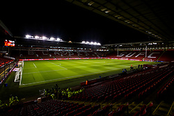 A general view of Bramall Lane, home of Sheffield United - Mandatory by-line: Robbie Stephenson/JMP - 09/11/2018 - FOOTBALL - Bramall Lane - Sheffield, England - Sheffield United v Sheffield Wednesday - Sky Bet Championship