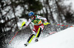 SCHILD Bernadette of Austria competes during the 7th Ladies'  tSlalom at 55th Golden Fox - Maribor of Audi FIS Ski World Cup 2018/19, on February 2, 2019 in Pohorje, Maribor, Slovenia. Photo by Matic Ritonja / Sportida