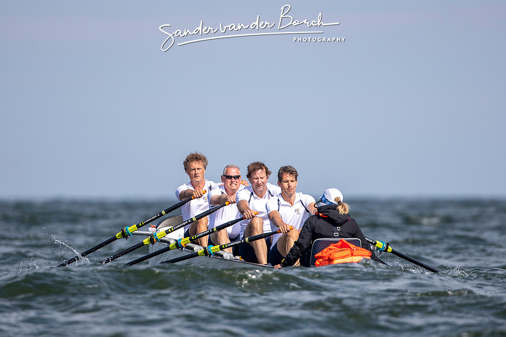 SRV Regatta (NK 4), 6 Juli 2019, Scheveningen, The Netherlands