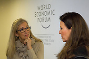 Impressions at the Annual Meeting 2018 of the World Economic Forum in Davos, January 26, 2018.<br /> Copyright by World Economic Forum / Greg Beadle