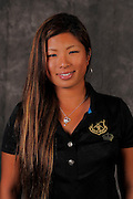Moyu Sasaki during portrait session prior to the second stage of LPGA Qualifying School at the Plantation Golf and Country Club on Oct. 6, 2013 in Vience, Florida. <br /> <br /> <br /> ©2013 Scott A. Miller
