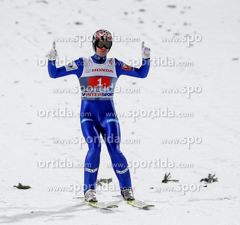 29.12.2013, Schattenbergschanze, Oberstdorf, GER, FIS Ski Sprung Weltcup, 62. Vierschanzentournee, Bewerb, im Bild Anders Bardal (NOR) // Anders Bardal of Norway during Competition of 62th Four Hills Tournament of FIS Ski Jumping World Cup at the Schattenbergschanze, Oberstdorf, Germany on 2013/12/29. EXPA Pictures © 2013, PhotoCredit: EXPA/ Peter Rinderer