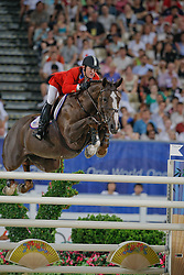 Ward Mclain (USA) - Sapphire<br /> Olympic Games Hong Kong 2008<br /> Photo © Dirk Caremans - Hippo Foto