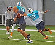 Miami Dolphins training camp - 28 Aug 2017
