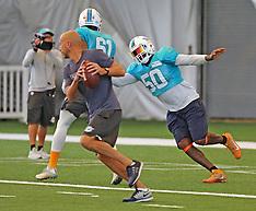 Miami Dolphins training camp - 28 Aug 2017