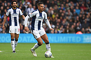 West Bromwich Albion midfielder Jake Livermore (8) during the EFL Sky Bet Championship match between West Bromwich Albion and Millwall at The Hawthorns, West Bromwich, England on 22 September 2018.