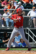 March 8, 2009: Andrew Ciencin of the North Carolina State Wolfpack in action during the NCAA baseball game between the Miami Hurricanes and the North Carolina State Wolfpack. The 'Canes defeated the Wolfpack 9-7.