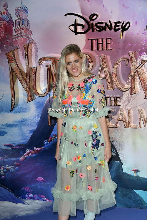 The Nutcracker and the Four Realms - UK premiere at Vue Westfield, Westfield Shopping Centre, Ariel Way on 1st Nov 2018, London, UK.