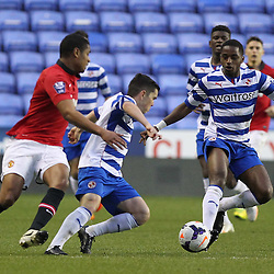 Reading v Manchester United | Under 21s Premier League | 24 April 2014